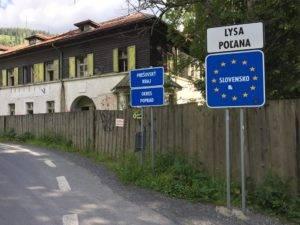 Słowacja - Łysa Polana