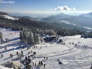 Szlak w koronach drzew - Bachledka Ski and Sun