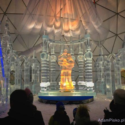 Sagrada w Tatrach - Ołtarz główny