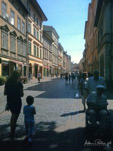 Kraków - Szewska Street